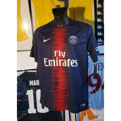 Jersey Shirt Maglia Camiseta Psg Paris 2018 2019 18/19 Neymar New L