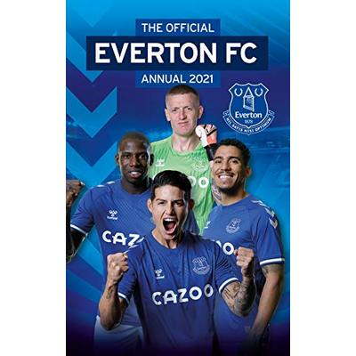The Official Everton Annual 2021