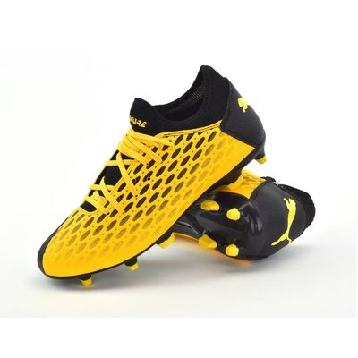 Puma Future 5.4 FG/AG Mens Football Boots Firm/Artificial Ground Yell.105785 03