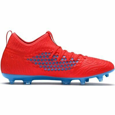 Football shoes boots Puma Future 19.3 Netfit FG AG 105539 01 red