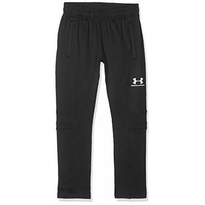 Under Armour Youth Challenger Iii Train Pant Trousers, Kids Black, Black / / White (001), YLG
