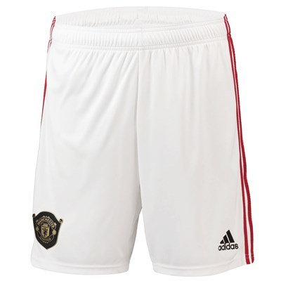 Manchester United Home Shorts 2019 – 20