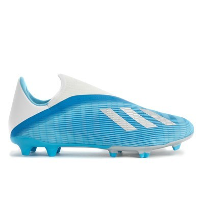 adidas X 19.3 Leather Firm Ground Football Boots – Blue