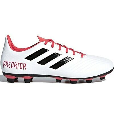 Adidas Predator 18.4 FxG CM7669 football boots white multicolored