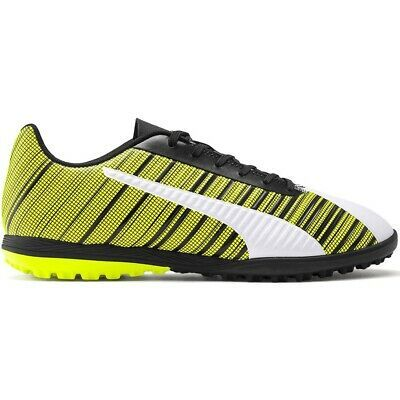 Puma One 5.4 Tt soccer shoes yellow-white-black 105653 03 multicolored