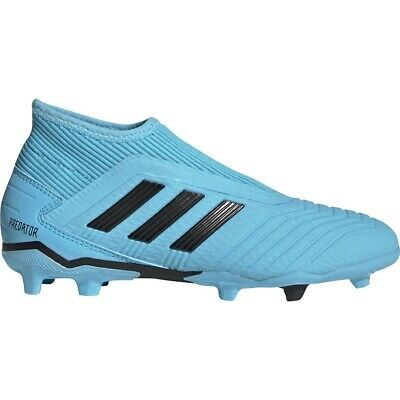 Adidas Predator 19.3 Ll Fg Junior blue EF9039 football boots