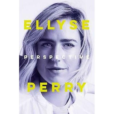 Perspective by Ellyse Perry (English) Hardcover Book Free Shipping!