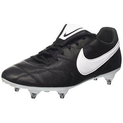 Nike Men's Premier Ii Sg Footbal Shoes, Black (Black/White/Black), 6 UK