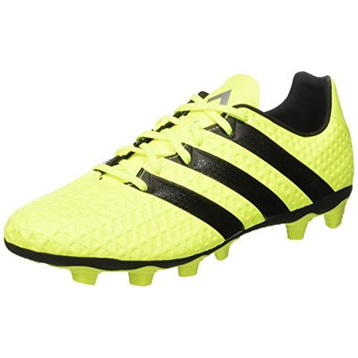 adidas Performance Mens X 17.4 Turf Training Soccer Football Boots – Yellow