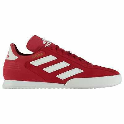 adidas Mens Copa Super Suede Trainers Sports Shoes Lace Up Textured